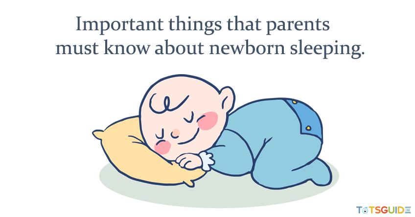 How Much Should Newborns Sleep a Day